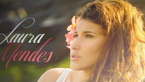 Création de pochette CD Laura Mendes