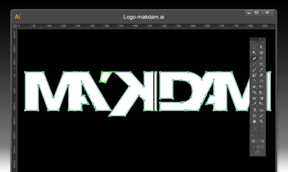 Finalisation du logotype