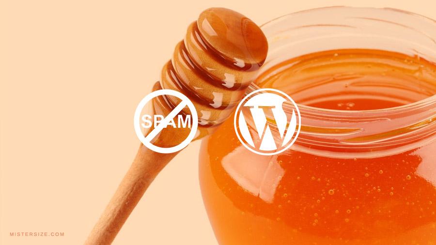 Antispam Wordpress Honeypot