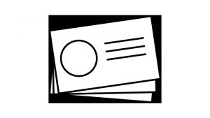 Services Graphisme : Création de cartes de vsites