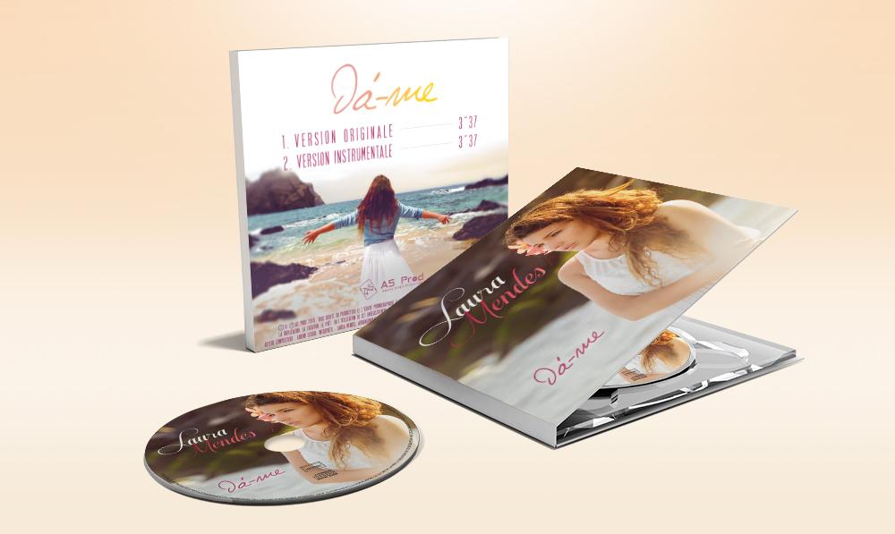 Pochette CD «Dà Me»