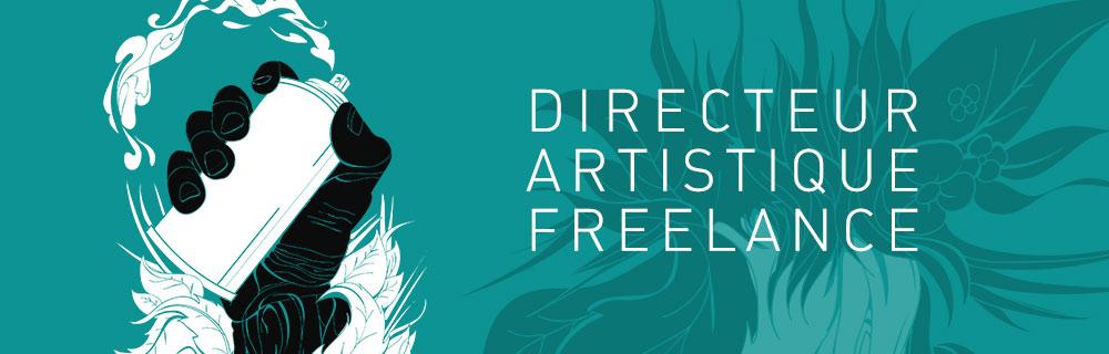 Directeur Artistique Freelance Paris