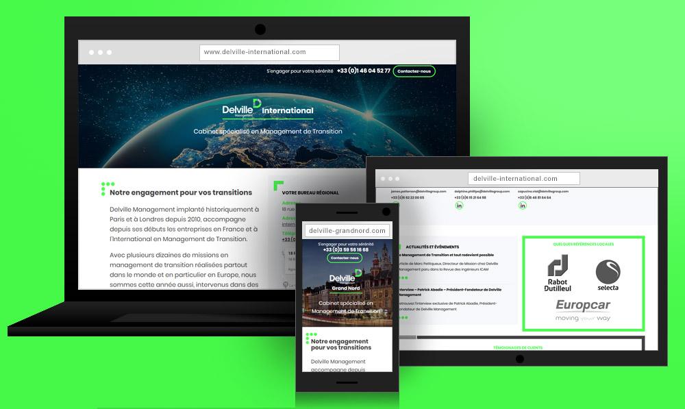 Création du thème WordPress responsive