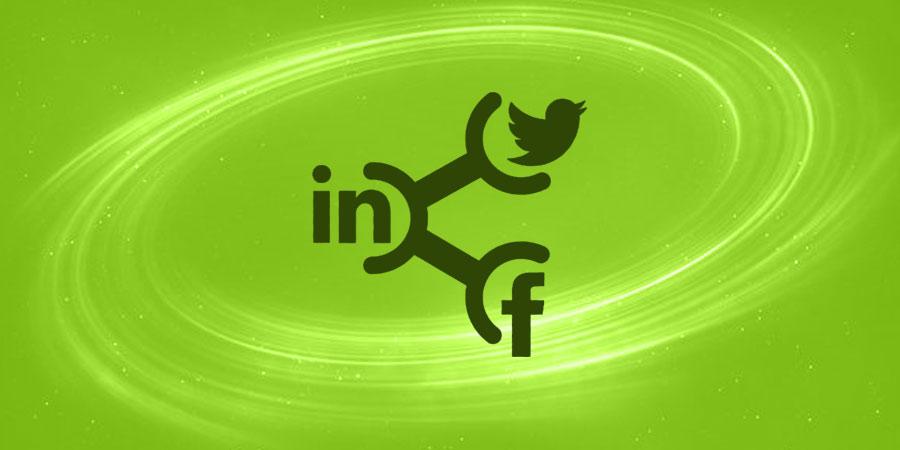 Liens de partages des réseaux sociaux